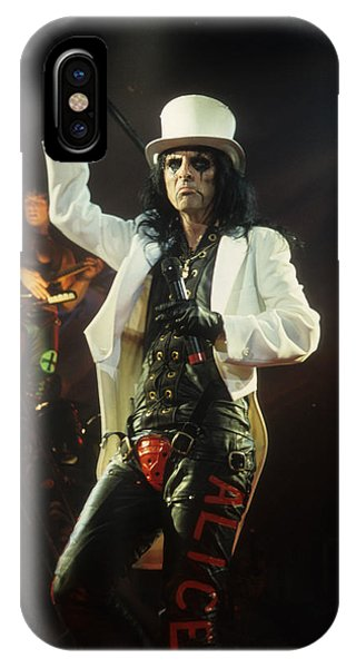 Alice Cooper IPhone Case