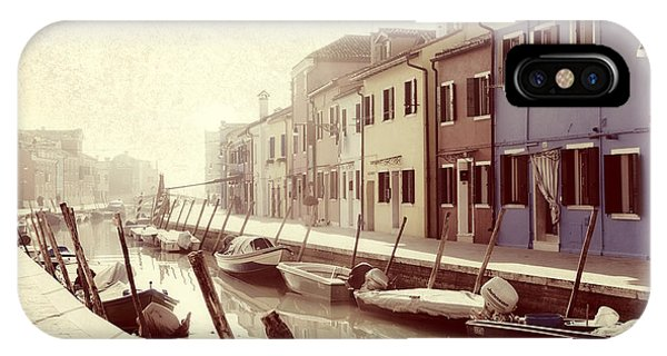 Peaceful iPhone Case - Burano by Joana Kruse