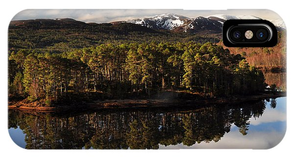 IPhone Case featuring the photograph Glen Affric by Gavin Macrae