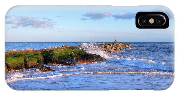 Dorset iPhone Case - Hengistbury Head - England by Joana Kruse