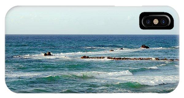 Jaffa Beach 4 IPhone Case