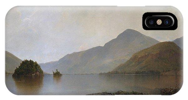Lake George IPhone Case
