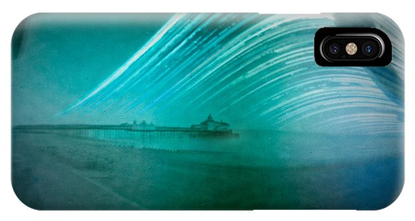 6 Month Exposure Of Eastbourne Pier IPhone Case