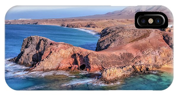 Playa Papagayo - Lanzarote IPhone Case
