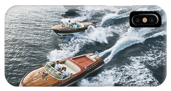 Riva Runabouts IPhone Case
