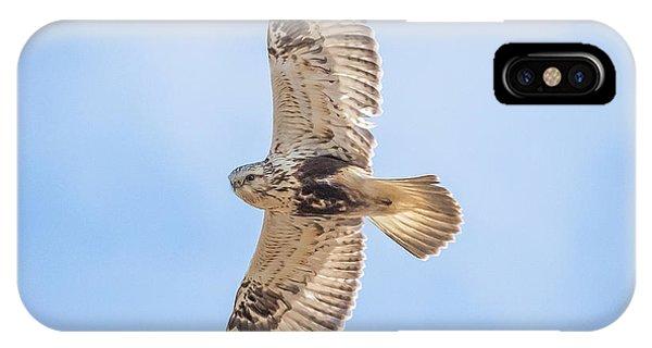 Rough-legged Hawk IPhone Case