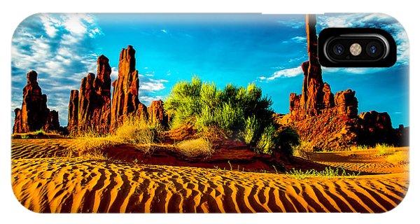 Sand Dune IPhone Case