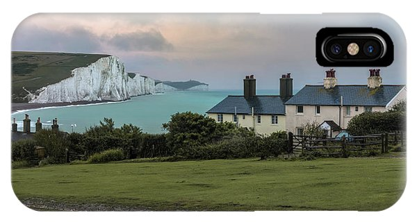 Seven Sisters - England IPhone Case