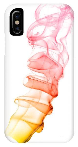 smoke XIX IPhone Case