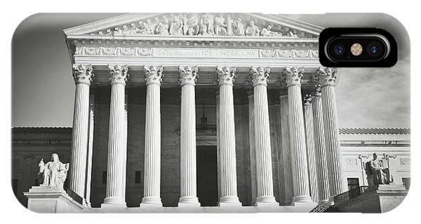 Supreme Court Building IPhone Case
