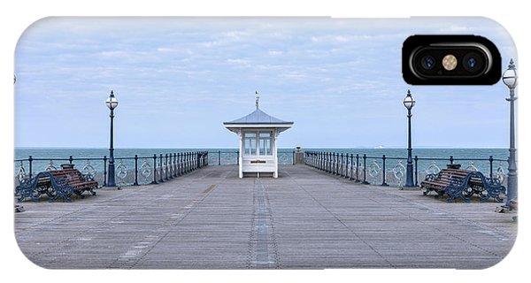 Swanage iPhone Case - Swanage - England by Joana Kruse