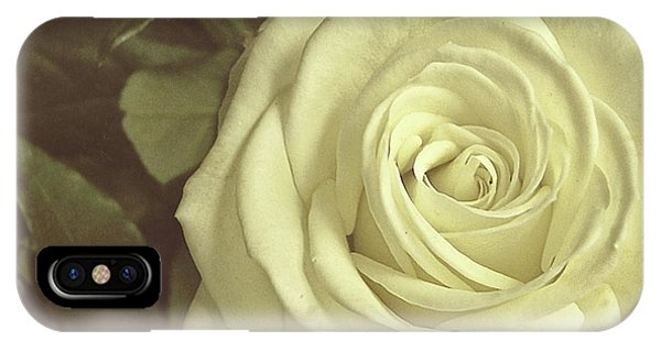 Timeless Rose IPhone Case