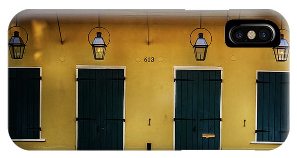 613 Doors And Lights IPhone Case