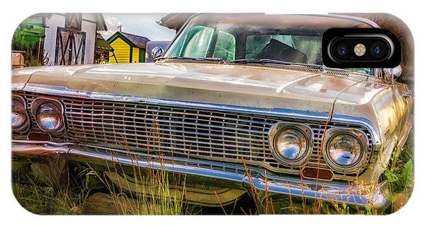 63 Impala IPhone Case