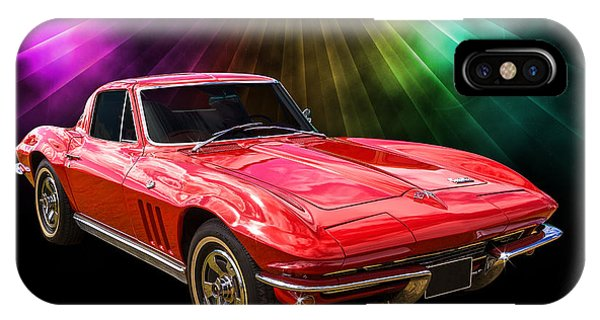 66 Corvette IPhone Case