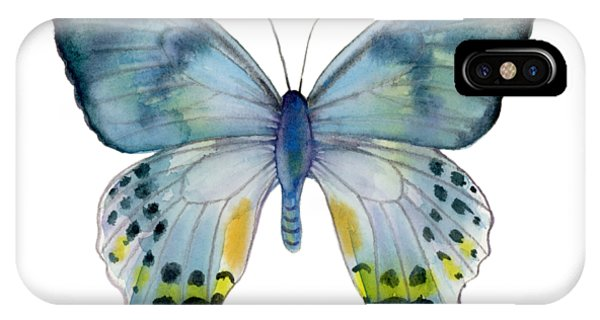 68 Laglaizei Butterfly IPhone Case