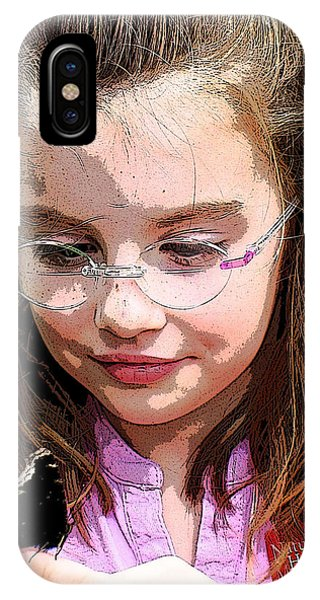 Children Series Phone Case by Ginger Geftakys