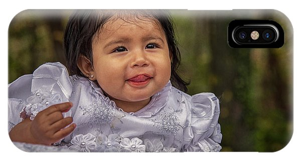 Cruz Baptism IPhone Case