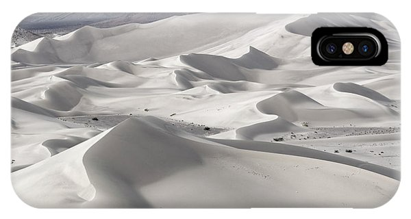 Dumont Dunes 8 IPhone Case