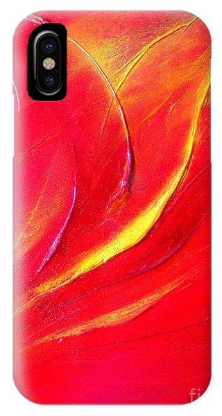 Energy IPhone Case