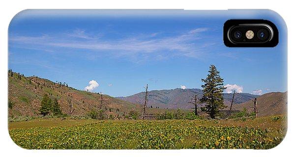Idaho Landscape IPhone Case