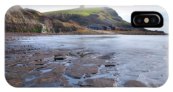 Swanage iPhone Case - Kimmeridge Bay - England by Joana Kruse