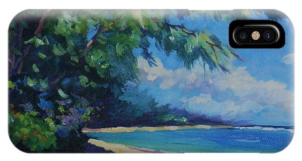 7-mile Beach IPhone Case