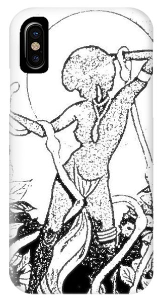iPhone Case - Pinup by ReInVintaged