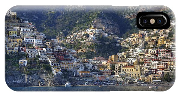 Positano - Amalfi Coast IPhone Case