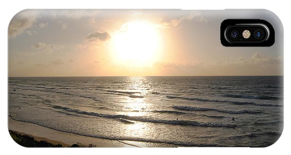 Sunset At Jaffa Beach 10 IPhone Case