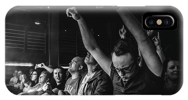 Uk Foo Fighters Live @ Edinburgh IPhone Case