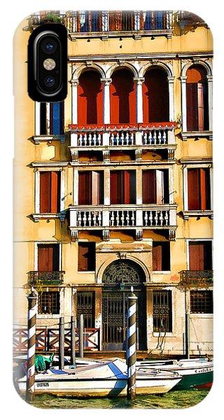 Venice - Untitled IPhone Case