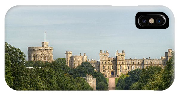 Windsor Castle IPhone Case