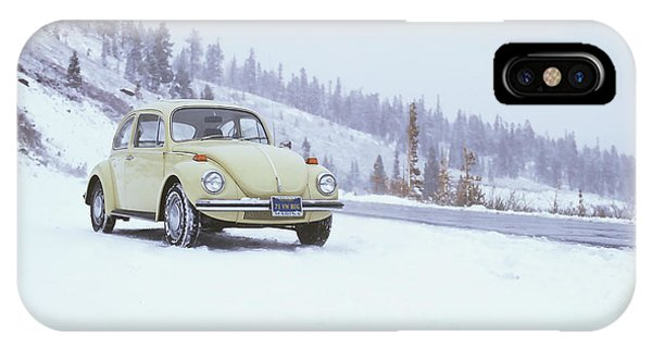 71 Vw Bug IPhone Case