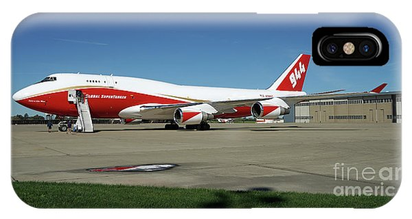 747 Supertanker IPhone Case
