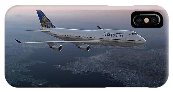 747twilight IPhone Case