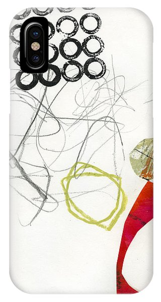 Drawing iPhone Case - 76/100 by Jane Davies
