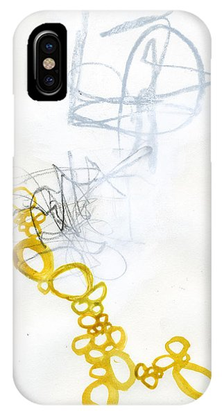 Drawing iPhone Case - 79/100 by Jane Davies