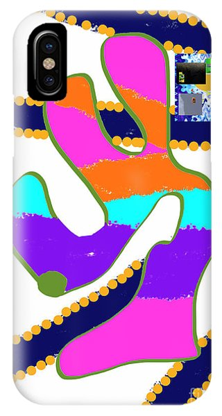 iPhone Case - 8-8-2057o by Walter Paul Bebirian
