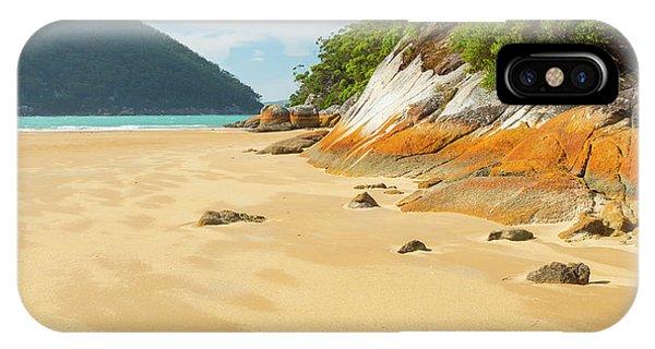 Wilsons Promontory iPhone Case - Australian Beach by Tim Hester