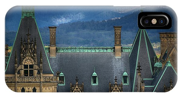 Biltmore Estate IPhone Case
