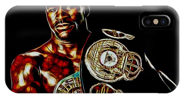 Rare iPhone Case - Evander Holyfield Collection by Marvin Blaine