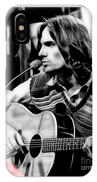 James Taylor Collection IPhone Case