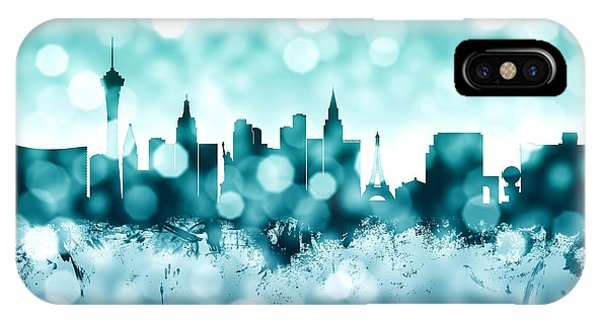 Las Vegas Nevada Skyline IPhone Case