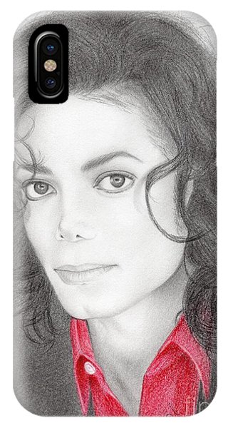 Michael Jackson #two IPhone Case