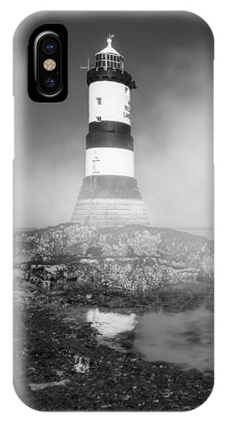 Penmon Lighthouse IPhone Case