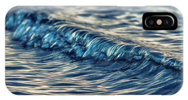 Tidal Waves iPhone Case - sea by Stelios Kleanthous