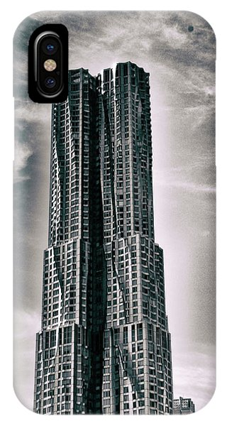 Gehry iPhone Case - 8 Spruce Street by Jessica Jenney