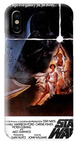 Star Wars Episode Iv - A New Hope 1977 IPhone Case