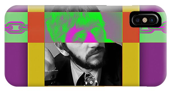 Ringo Starr Collection IPhone Case